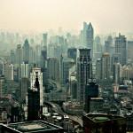 China-Shanghai - Großstadt